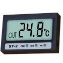 Thermomètre pour caisse de mise bas