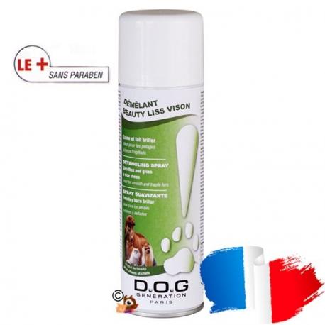 Spray lustreur vison 300ml