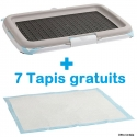 Puppy Training deluxe + tapis proprete chiot