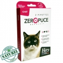 Pipette chat Zéro Puce Chat Naturel