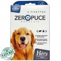 Pipette chien Zéro Puce + 25kg Naturel