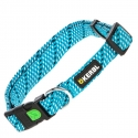 Collier chien Colorado Bleu