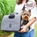 Sac transport pour petit chien pliable Doogy