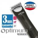 Tondeuse Silencieuse OPTIMUM PRO - 2 Vitesses - Garantie 3ans