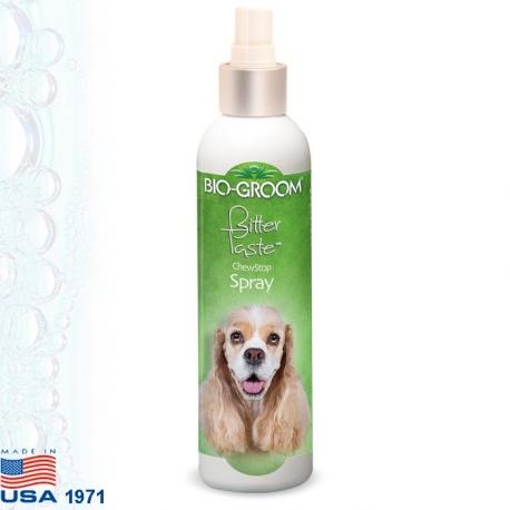Anti mordillage chien Bitter Taste