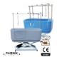 Baignoire Polyéthylène électrique pour toilettage