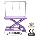 Table de toilettage Callisto maxi 150kg mauve