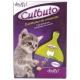Culbuto distributeur de croquettes pour chat