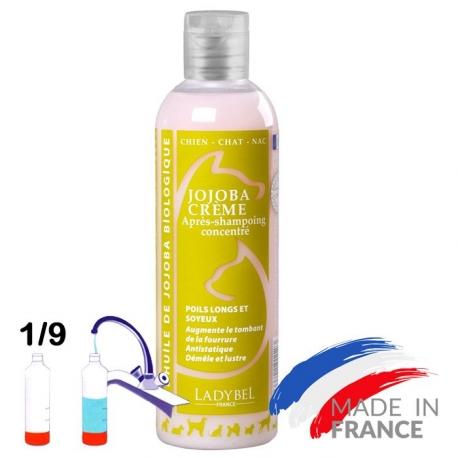 Ladybel Apres shampoing Jojoba Creme