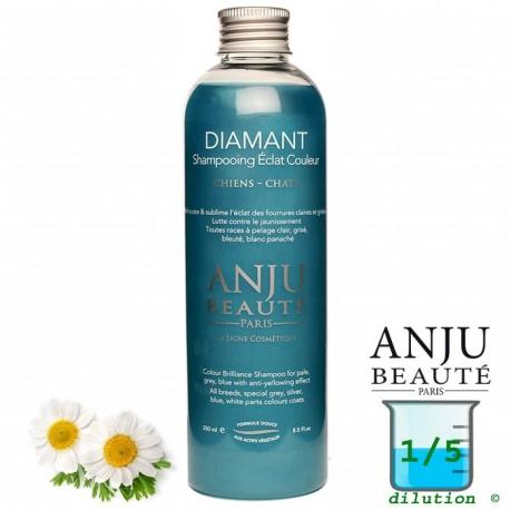 Shampooing pour chien Anju Diamant