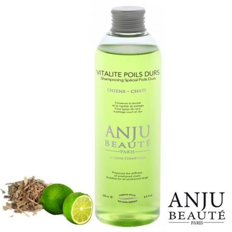 Shampooing pour chien Anju Poil Dur