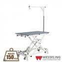 Table toilettage électrique Stabilo Super a roulettes