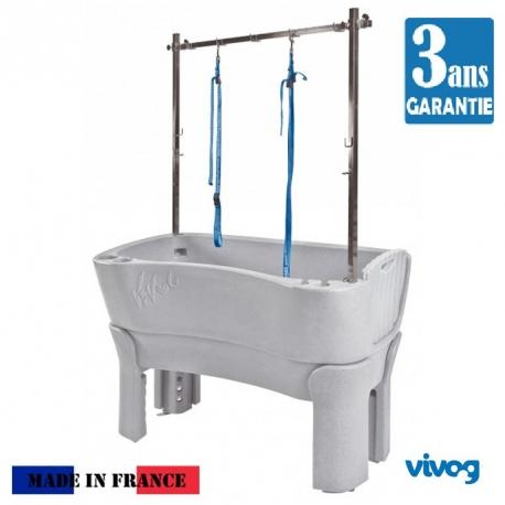 Baignoire toilettage Polyethylene sur pieds
