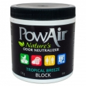 Destructeur d'odeurs Powair Gel Tropical Breeze