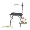 Table pliante portable renforcée 70 x 48