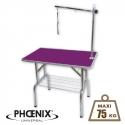Table toilettage pliante renforcé maxi 75kg
