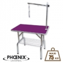 Table toilettage pliante renforcé maxi 75kg