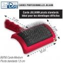 Carde JULIANN Medium Picots Standard