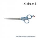 Ciseaux droit Mediterra Sibel série limité