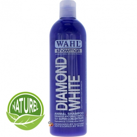 shampoing WAHL Diamond White 500ml
