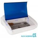 Sterilisateur UV toilettage - coiffeur - opticien
