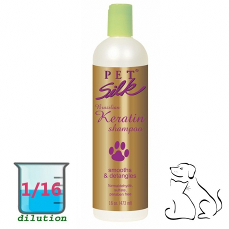 Pet Silk Brazilian Keratin
