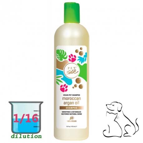 Pet Sil Moroccan Argan Oil Shampoo