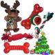 6 jouets de Noël pour chien