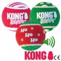 KONG® Holiday Squeakair Balles