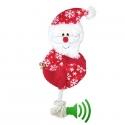 Peluche père Noël 40 cm