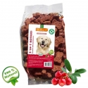 Biofood biscuits cranberry naturelle