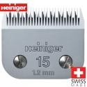 Tête de coupe Heiniger Saphir 15 / 1,2 mm