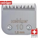 Tete Heiniger Saphir 10 / 1,5 mm