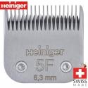 Tete Heiniger Saphir 5/ 6.3 mm
