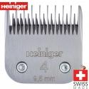 Tete Heiniger Saphir 5F/ 6.3 mm