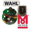 Circuit imprimé et bouton Moser Walh