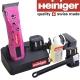 Tondeuse Heiniger Saphir Pink sans Fil Limited Edition