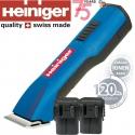 Heiniger Saphir 2 Batteries + valise