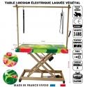 Table de toilettage électrique