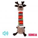KONG Holiday Shakers Luvs Reindeer