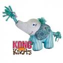 Peluche Kong Knots Carnival Elephant