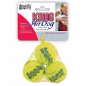 KONG® AirDog Squeaker Ball sonore par 3
