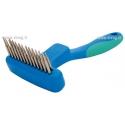 Demeloir 25 dents retractables poils longs et denses