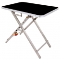 Table de toilettage pliante hauteur variable STAR