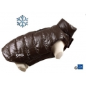Manteau chien - doudoune fun fashion Marron