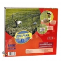 Parc a chiots Dog Park  8 elements 91 cm haut