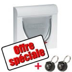 Chatiere Staywell Magnetique 932 + 2 clés