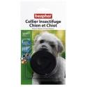 Collier Anti puce Chien - Chiot Marron