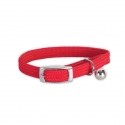 COLLIER POUR CHAT SECURITE ROUGE