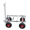 Chariot pour chien roues gonflables Ø 26cm maxi 150kg
